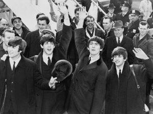 The Beatles och 60-talet